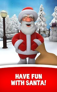 App Talking Santa version 2015 APK