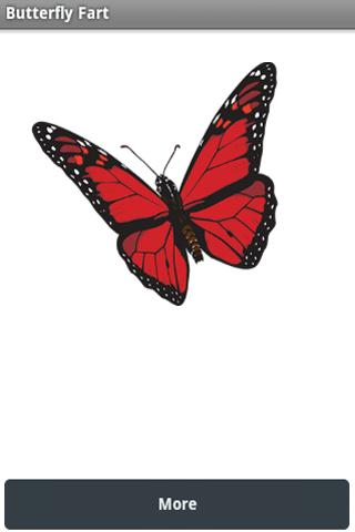 Butterfly Fart