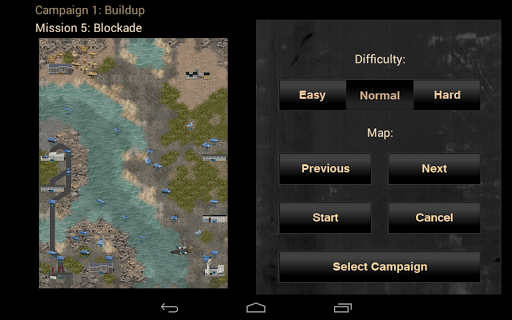 Armament 2028 - screenshot