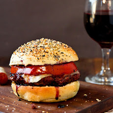 Cabernet Burgers on