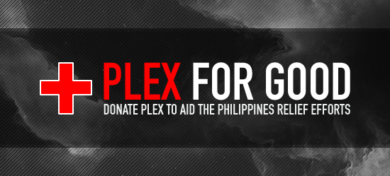 CCP reminds everyone about their PLEX For Good telethon
