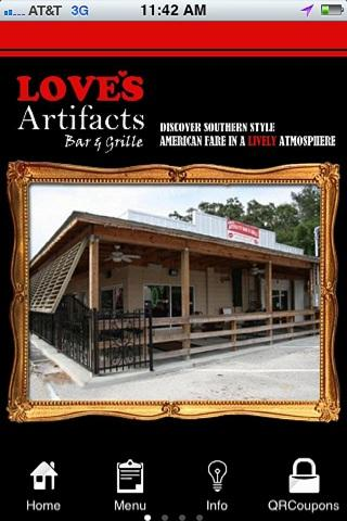 Love's Artifacts Bar Grille