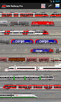 Screenshot of MM Railway Pro