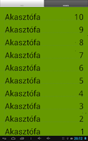 Screenshot of Akasztófa