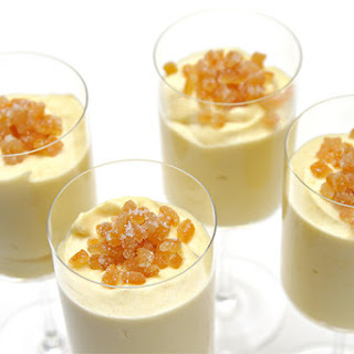 Wine Lemon Mousse Recipes