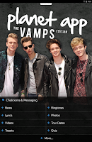 Screenshot of Vamily Planet