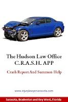 Screenshot of Crash Report And Summon Help