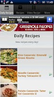 Screenshot of Casserole Recipes!!