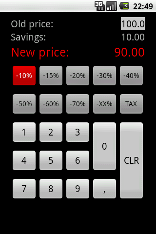 Discount Calculator - Simple