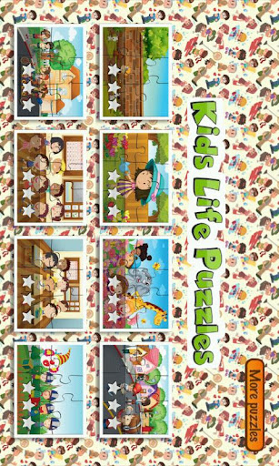 Kids Life Puzzles