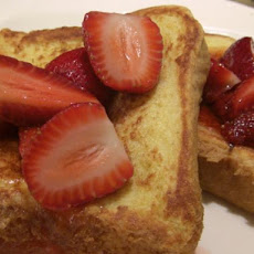 Low-Fat Stuffed French Toast