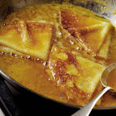Ultimate Crêpes Suzette