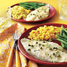 Baked Herbed Fish Fillets