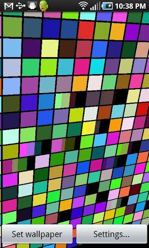 3D Live Wallpaper Mr. Bitmap