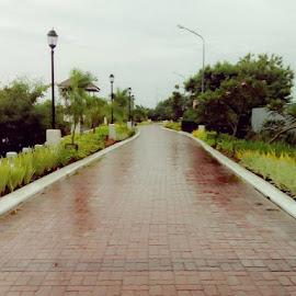 philippines, iloilo city by Cherry Anne Valdez - City,  Street & Park  City Parks