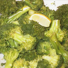 Broccoli Florets Balsamic