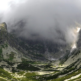 Tatra Mountains by Eugenija Seinauskiene - Landscapes Weather (  )