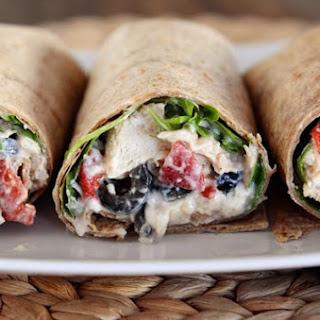 Mediterranean Chicken Wrap Recipes