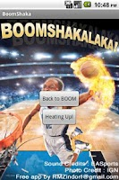 Screenshot of Boomshakalaka