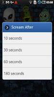 Screenshot of Halloween Scream Monster