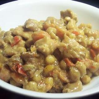 Garbanzo Beans Chicken Stew Recipes