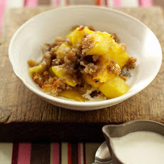 Mango Brown Betty