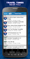 Screenshot of Florida 511