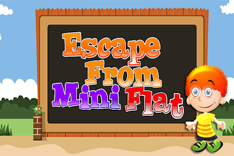 Escape From Mini Flat - screenshot
