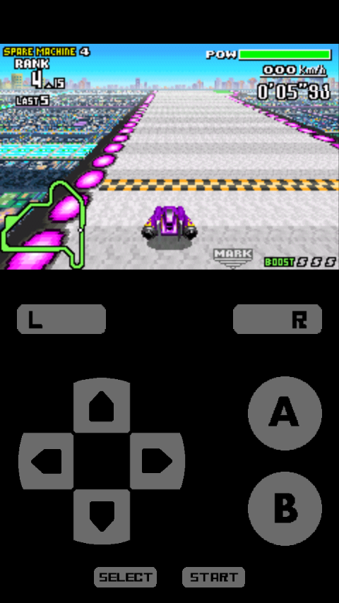 John GBA - GBA emulator Screenshot 0