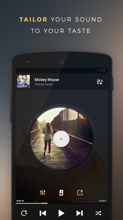 Equalizer + Pro (Music Player) Screenshot 4