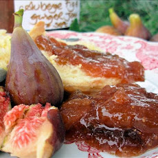 Auberge Fig and Ginger Jam - Confiture