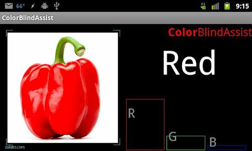 【免費醫療App】Colorblind Assist-APP點子