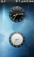 Screenshot of Clock Widget Pack Sense UI