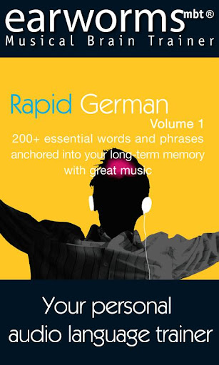 Earworms Rapid German Vol.1