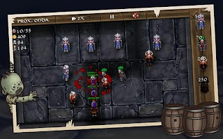 Screenshot of Vikings vs Zombies FREE