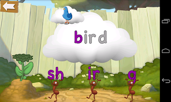 Screenshot of Kids Learn English with Busuu