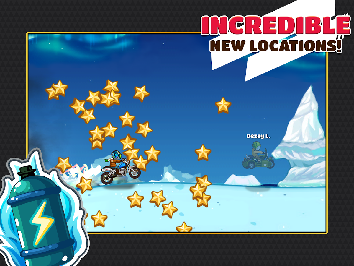 Extreme Bike Trip Screenshot 12