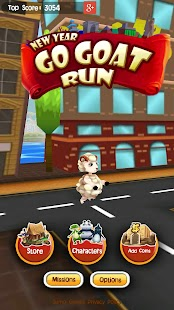 Chinese New Year Go Goat Run - screenshot