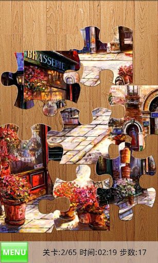 paris-jigsaw-puzzle for android screenshot
