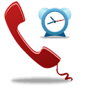 Call History Widget icon
