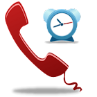 Call History Widget icon