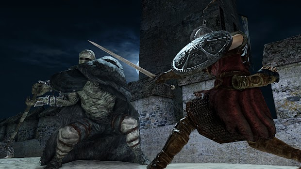 There's potential for Dark Souls II DLC says Namco Bandai