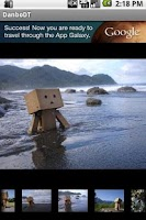 Screenshot of Danbo Wallpaper