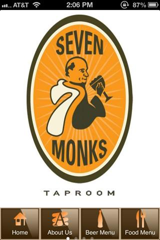 7 Monks Taproom App