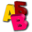 Alphabet for children icon