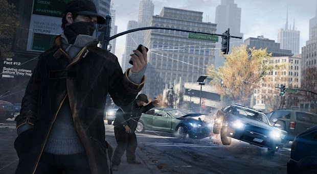 Watch Dogs delayed until next year