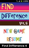 Screenshot of Find Difference 4