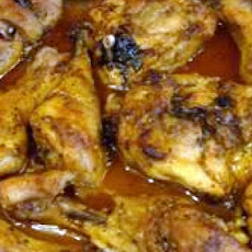 Butter Roast Chicken