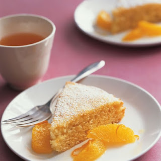 Orange-Yogurt Cake