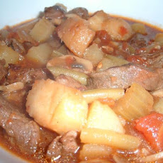 Heart Healthy Beef Stew